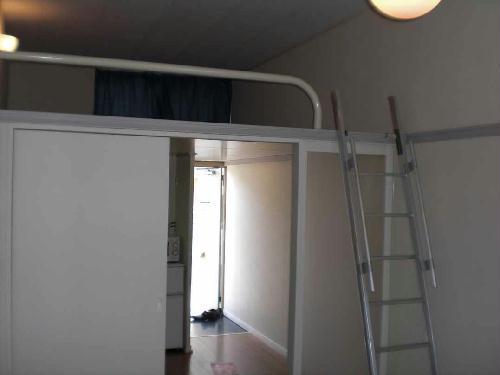 レオパレスYUGAWARA 204号室の収納