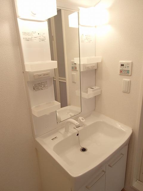 ラ メゾン ゴルディーニⅡ 01030号室の洗面所