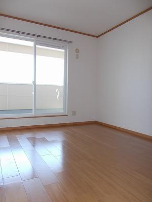 Mt.オータム 02060号室のバルコニー