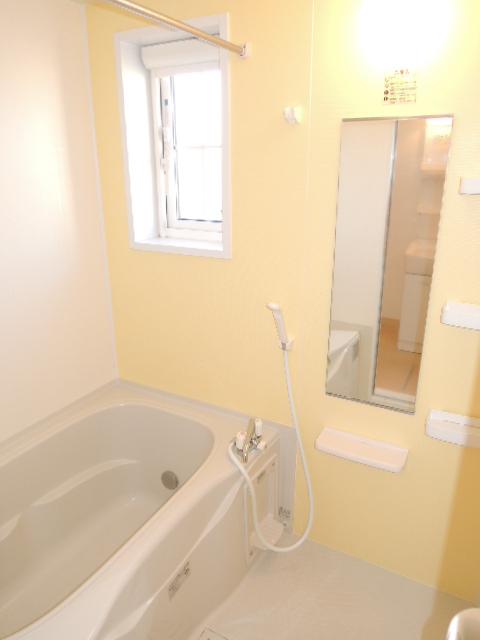 ラフィネT-Ⅲ 02010号室の風呂