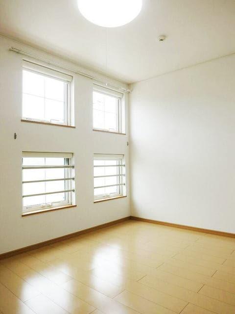 プランドールA 02030号室の玄関