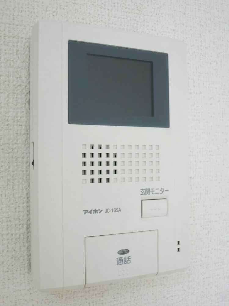プランドールA 02030号室のセキュリティ