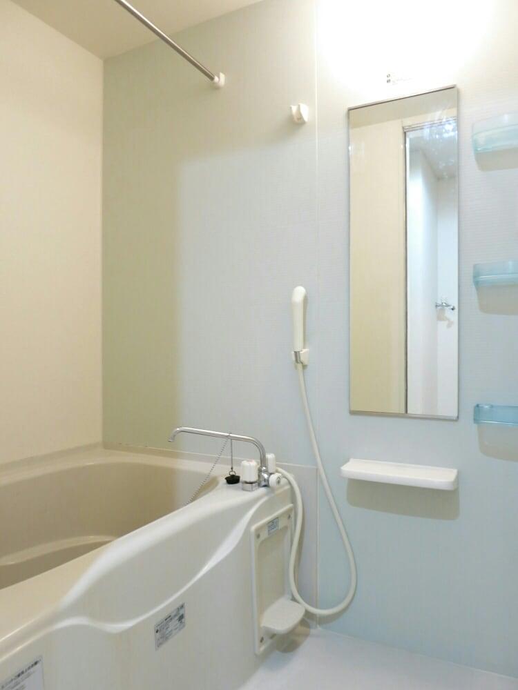 プランドールA 02030号室の風呂