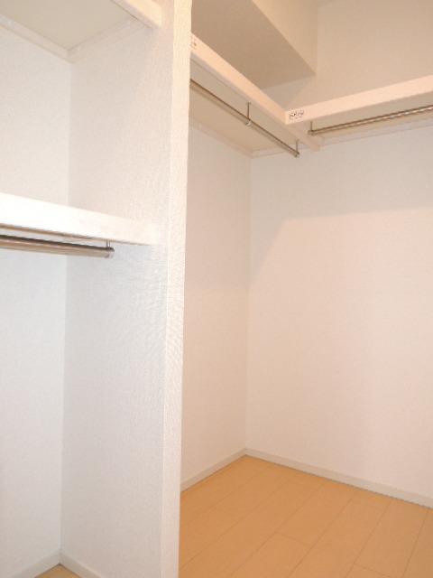 ミドルA 02020号室の収納