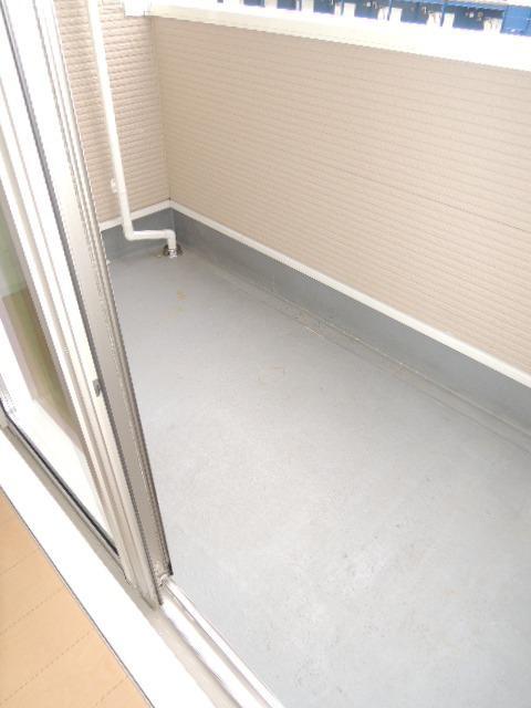 ミドルA 02020号室のバルコニー