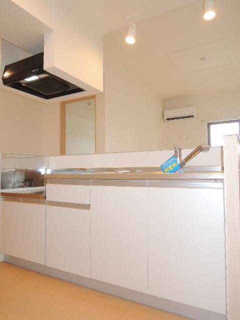 ミドルA 02020号室のキッチン