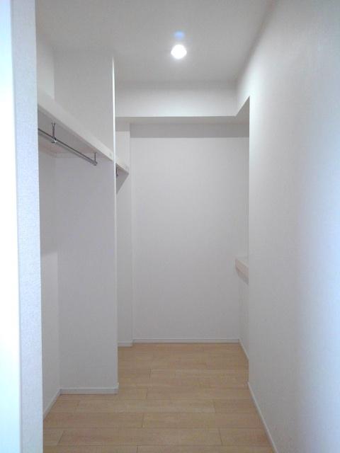 デスパシオ 02030号室の収納
