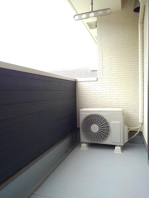 デスパシオ 02030号室のバルコニー