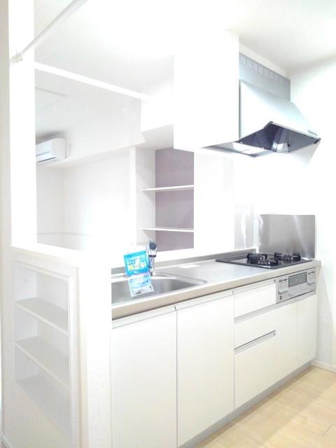 デスパシオ 02030号室のキッチン