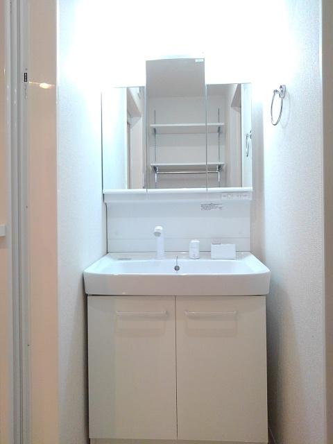 デスパシオ 02030号室の洗面所
