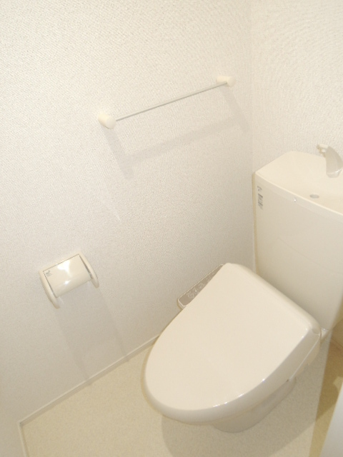 デスパシオ 02030号室のトイレ