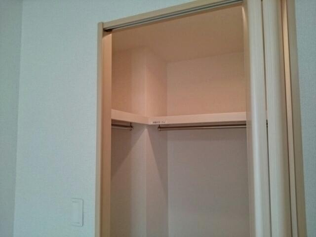 パレスSK 02030号室の収納
