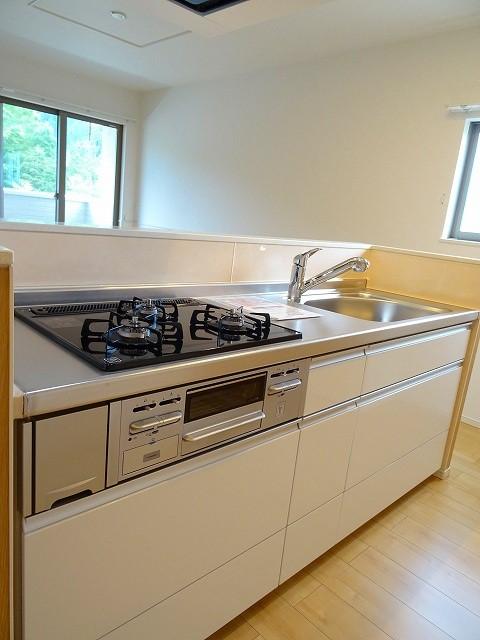 サンセットリーフ 02010号室のキッチン