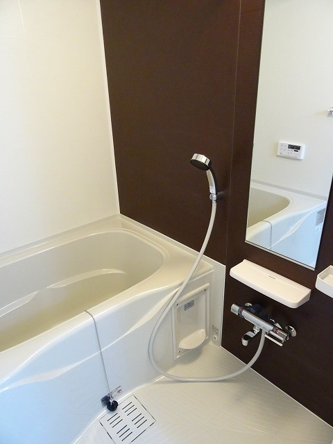 サンセットリーフ 02010号室の風呂