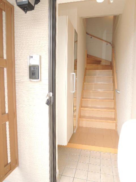 エアリーメゾン Ⅰ 02010号室の玄関