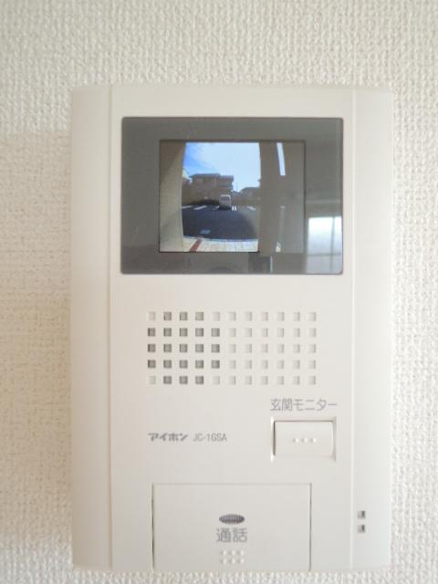 エアリーメゾン Ⅰ 02010号室のセキュリティ