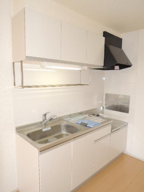エアリーメゾン Ⅰ 02010号室のキッチン