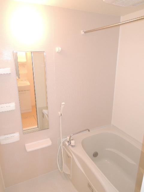 エアリーメゾン Ⅰ 02010号室の風呂