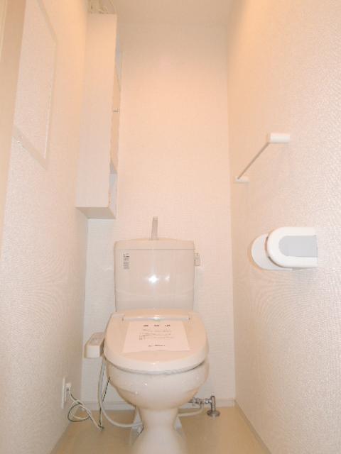 エアリーメゾン Ⅰ 02010号室の洗面所