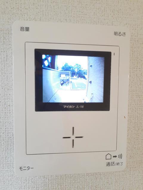 ケー・ビー・アイ Ⅰ 02040号室のセキュリティ