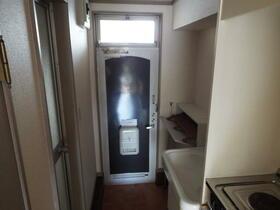 アイリスORIHARAⅡ 113号室の玄関