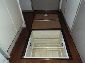 アイリスORIHARAⅡ 113号室の収納