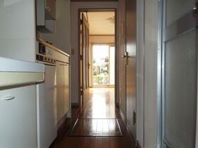 アイリスORIHARAⅡ 113号室のキッチン