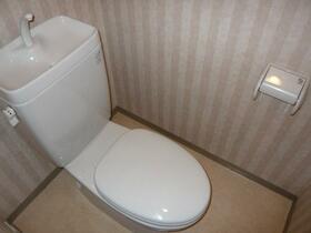 ダイナフォート日本橋 304号室のトイレ