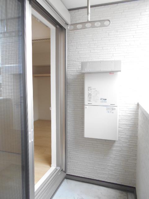 オルタンシアⅡ 01050号室の収納
