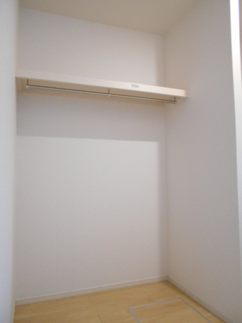 オルタンシアⅡ 01050号室のバルコニー