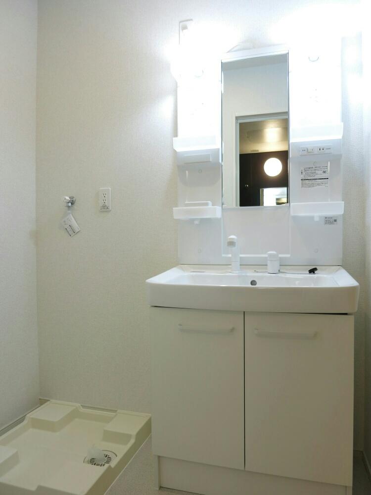 富士グリーンテラス 02010号室のキッチン