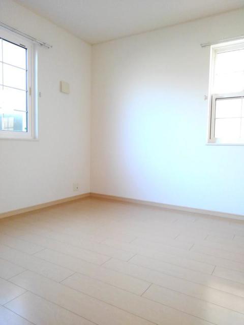 スペースKⅠ 01020号室のベッドルーム
