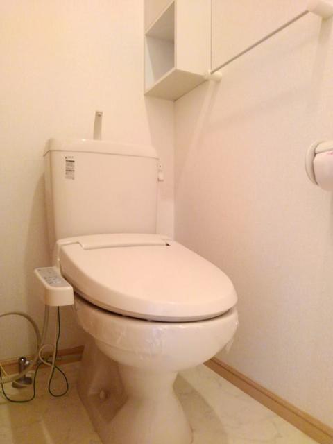 スペースKⅠ 01020号室のトイレ