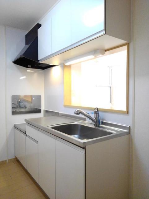 スペースKⅠ 01020号室のキッチン