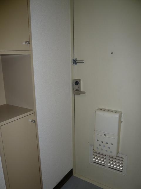 エクレイル国立 206号室の玄関