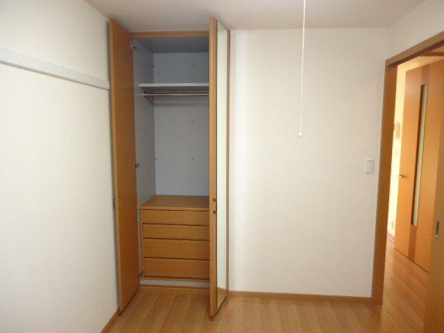アクアサイド 101号室の収納