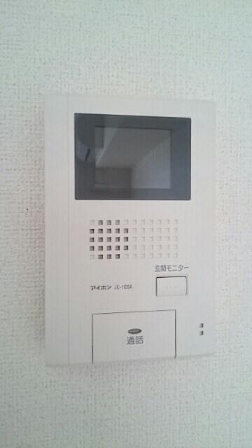 メゾン・グラート 02060号室のセキュリティ
