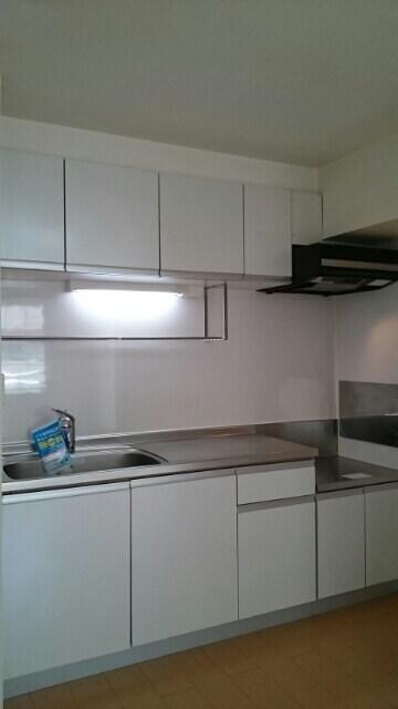 メゾン・グラート 02060号室のキッチン