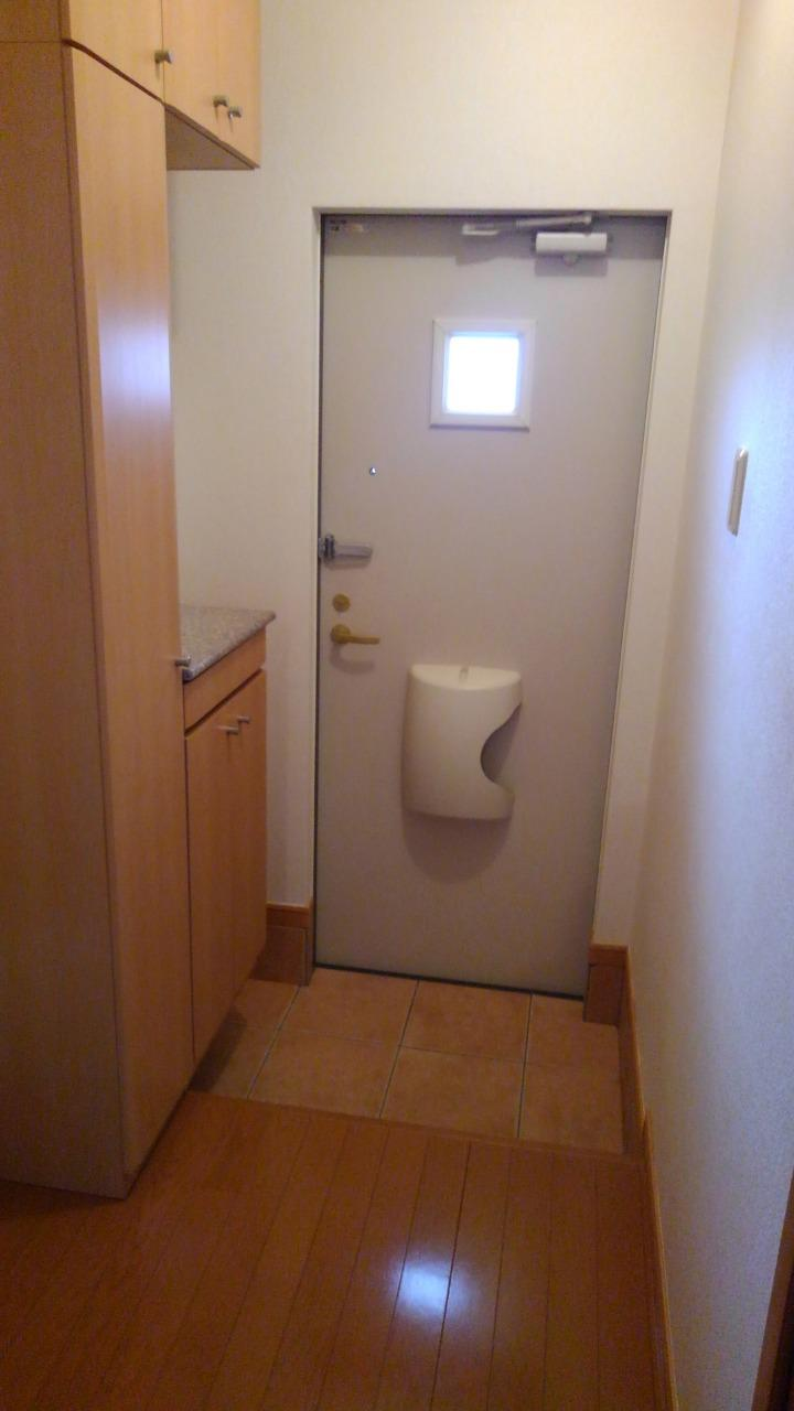 シェーロ・ステラートA 01030号室の収納