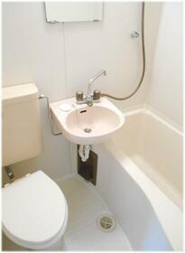 アルスA 203号室の風呂