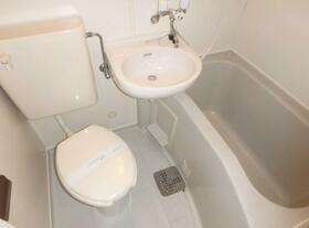 レ・パレス砂川七番 0202号室の風呂