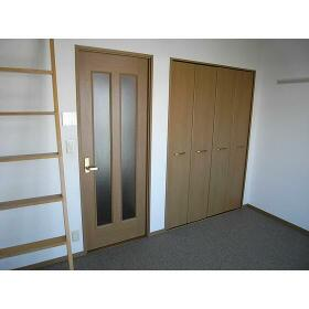 プラザアネックス 207号室のバルコニー