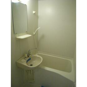 プラザアネックス 207号室の風呂