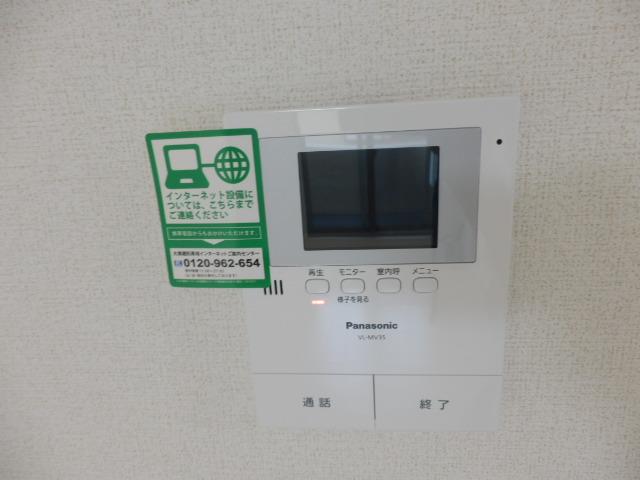 アビタシオン瑞穂 02020号室のセキュリティ