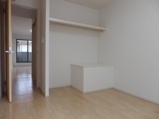 アビタシオン瑞穂 02020号室のベッドルーム