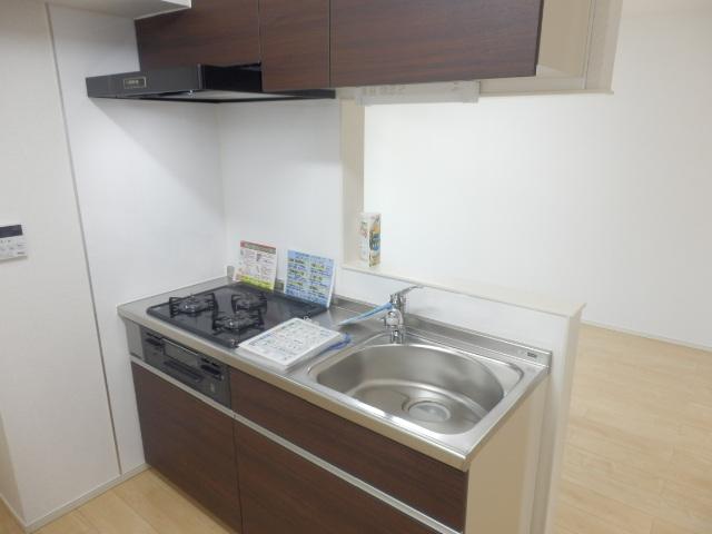 アビタシオン瑞穂 02020号室のキッチン