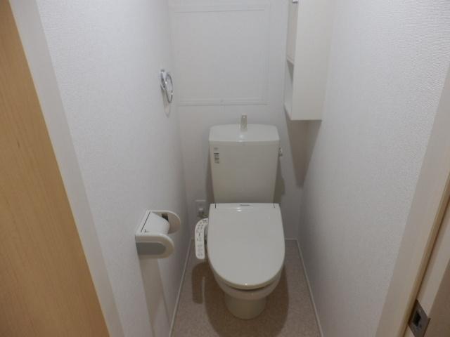 アビタシオン瑞穂 02020号室のトイレ