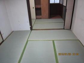 御殿山三宅フラッツ 101号室のキッチン