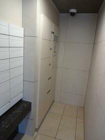 パティーナ大森 404号室のエントランス