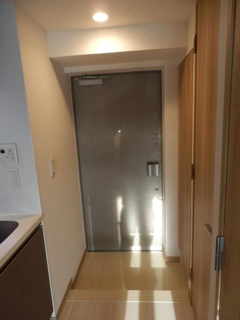 パティーナ大森 404号室の玄関